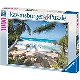 """Ravensburger 19238 - Puzzle de 1000 piezas diseño """"Seychelles"""""""