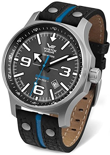 Vostok Europe Expedition North Pole Men's watches NH35A/5955195