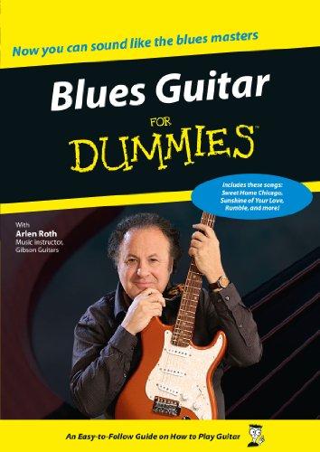 Blues Guitar for Dummies [DVD]