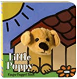 Little Puppy: Finger Puppet Book