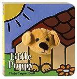 Little Puppy Finger Puppet Book (Finger Puppet Brd Bks)