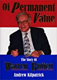 Of Permanent Value: The Story of Warren Buffett/More in 04, California Edition