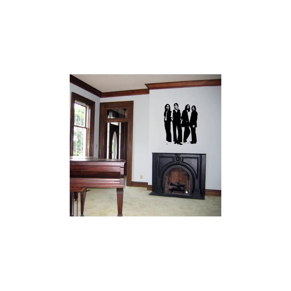Beatles Promo   Vinyl Wall Art Decal Stickers Decor Graphics