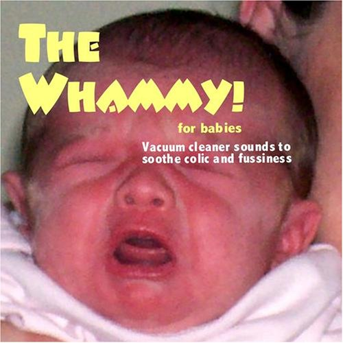The Whammy For Babies: Vacuum Cleaner Sounds To Soothe Colic And Fussiness front-366098