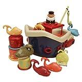 B. Fish & Splish Bath Boat