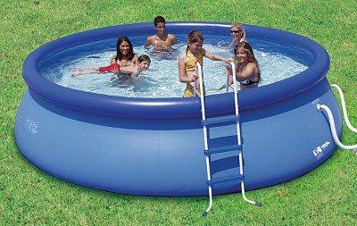 Summer Escapes 15 X 42 Quick Set Swimming Pool Set