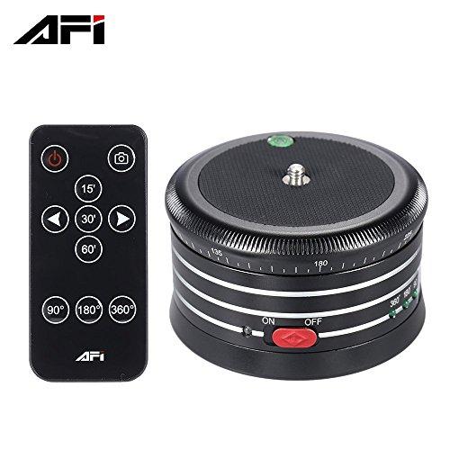 Andoer AFI MRA01 Pro a 360° Panorama Elettrico Metallo Testa a Sfera con Comando a Distanza per Azione Videocamera GoPro Foto Smartphone Pocket Micro Reflex Digitale