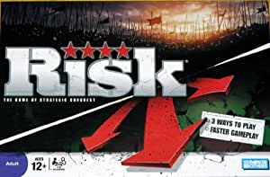 Risk: The Game of Strategic Conquest