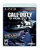 Call of Duty: Ghosts (Onslaught DLC Included) - PlayStation 3