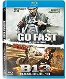 echange, troc Go Fast + Banlieue 13 [Blu-ray]