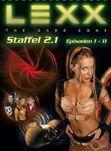 Lexx - The Dark Zone, Staffel 2.1, Episoden 01-10 (2 DVDs)