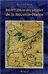 Breve hist. peuples de nouvelle France par Greer