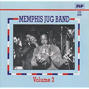 Vol. 3-Memphis Jug Band, 1927-30