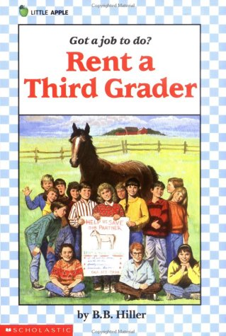 Image for Rent A Third Grader (Little Apple)