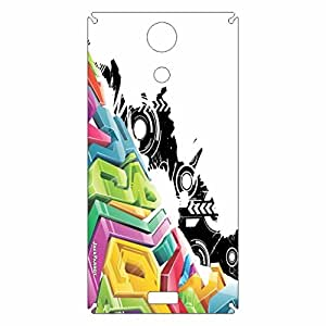 Jack Parrot Mobile Skin Art 016 for SONY XPERIA - ZR