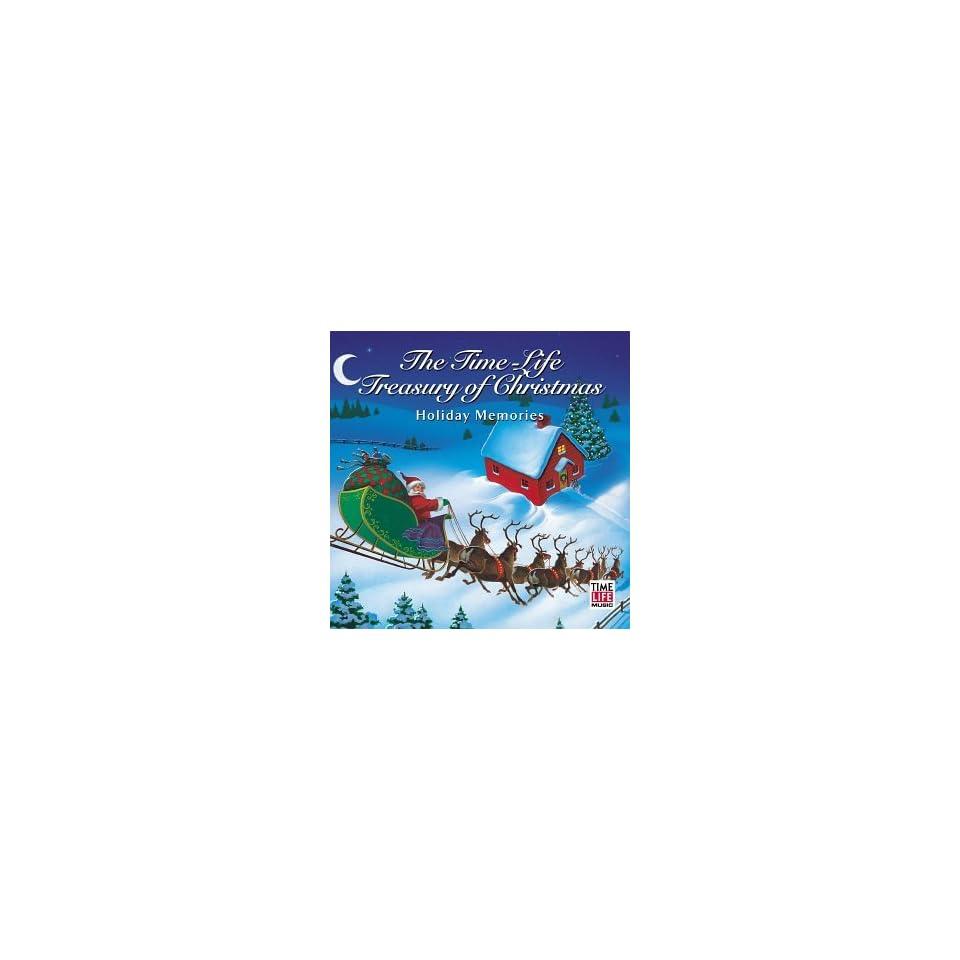 The Time Life Treasury Of Christmas.Time Life Music Treasury Of Christmas Holiday Memories Music