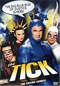 The Tick Dvd:Entire Series