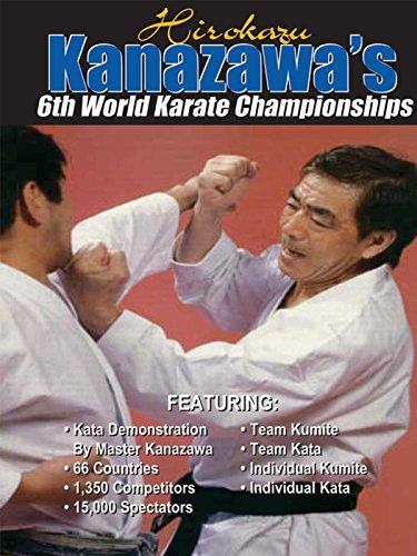Kanazawa - 6th World Karate Championships