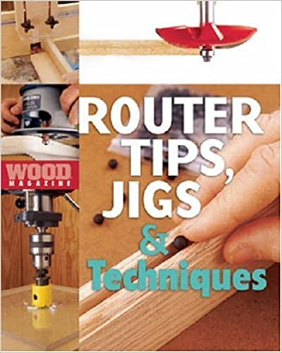 Wood magazine router tips