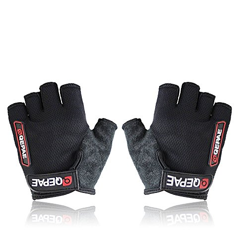 Grazing-Ultra-breathable-and-Anti-slip-Half-Finger-Silicone-Bike-Bicycle-Gloves