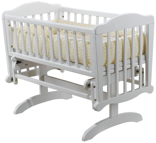 Check Out This Sorelle Dondola Gliding Cradle - White