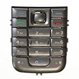 Nokia 6233 Keypad / Silver Alloy Colour / Latin