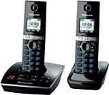 Panasonic KX-TG8062GB black Duo with AM