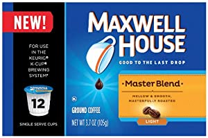 Maxwell House Master Blend Coffee, 3.7 Ounce