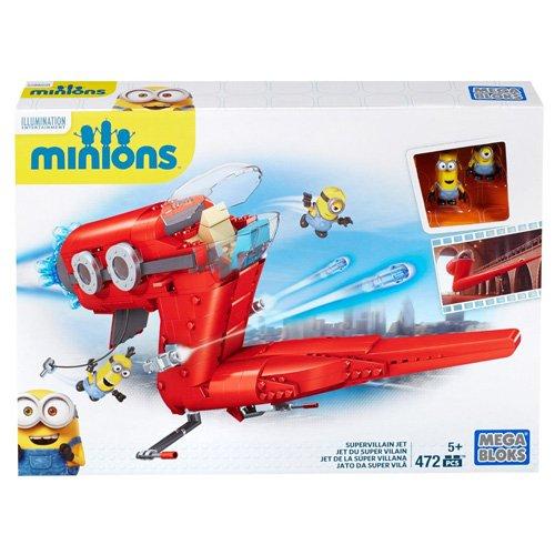 Minions-Juego-de-construccin-472-piezas-Mega-Brands-CNF60-9964