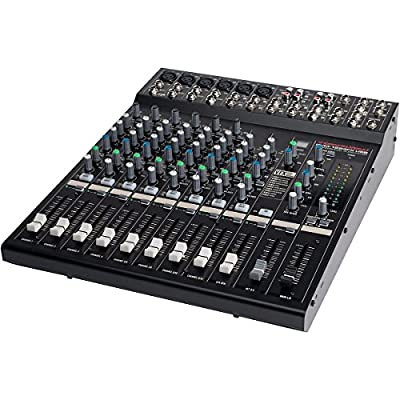 Cerwin Vega 12 Channel Mixer with Effects CVM1224FXUS from Cerwin Vega