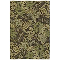 Kaleen Home and Porch Coffee Bluff Coffee 2012-51 3X5 Area Rug