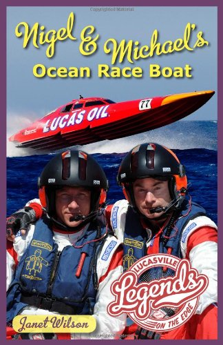 Nigel & Michael's Ocean Race Boat (Lucasville Legends) Review