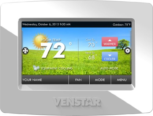 51K3mVjv0%2BL Venstar T5800 Color Thermostat