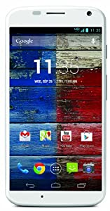 Motorola Moto X, White (Verizon Wireless)