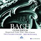 J.S. Bach: Concertos for solo instruments