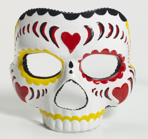 Adult Female Day of the Dead Mask