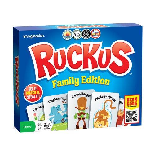 Ruckus - Family - 1