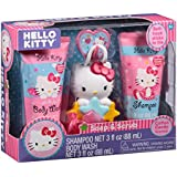 Hello Kitty 3-Piece Soap & Scrub Bath Gift Set