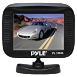 Pyle PLCM35R 3.5-Inch TFT LCD Monitor/Night Vision Rear-View Camera ~ Pyle