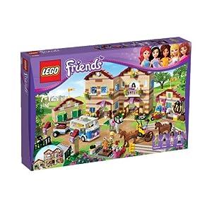 LEGO Friends 3185 - Großer Reiterhof