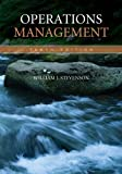 Operations Management w Student OM Vid Srs DVD (McGraw-Hill/Irwin Series Operations and Decision Sciences) (0077284097) by Stevenson, William