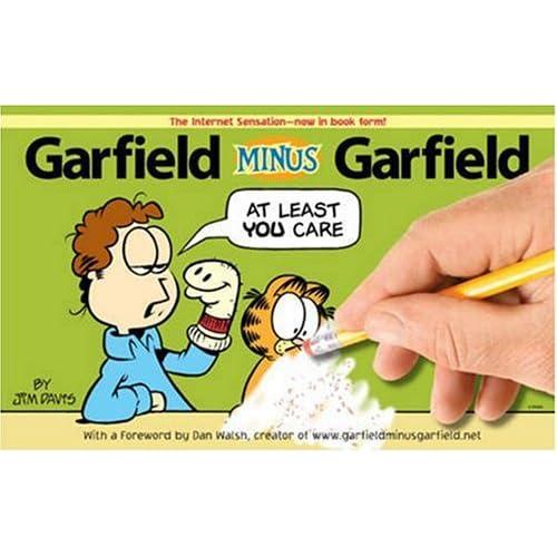 Garfield Minus Garfield: Jim Davis, Dan Walsh