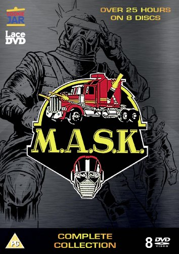 Mask complete collection [DVD]