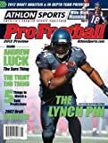 2012 Athlon Sports NFL Pro Football Magazine Preview- Seattle Seahawks Cover at Amazon.com