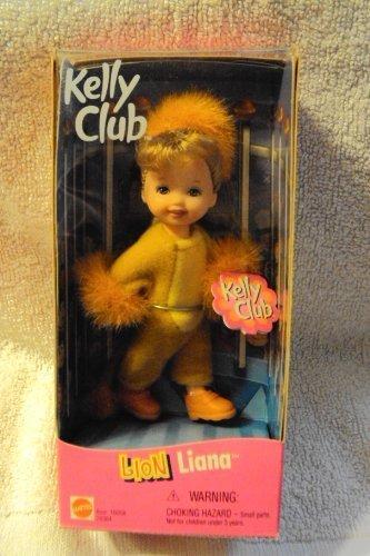 Barbie Kelly Club Lion Liana Doll - 1