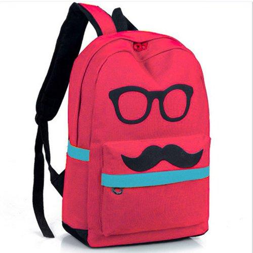 Classic Bookbag Basic Backpack Simp…