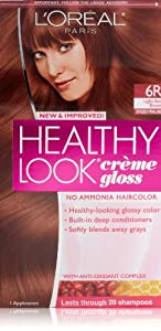 Healthy Look Light Red Brown, Spiced Praline