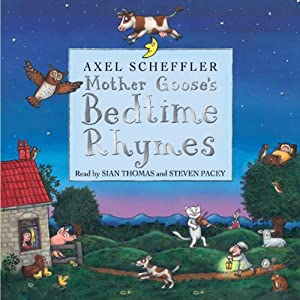 Mother Goose's Bedtime Rhymes Audiobook
