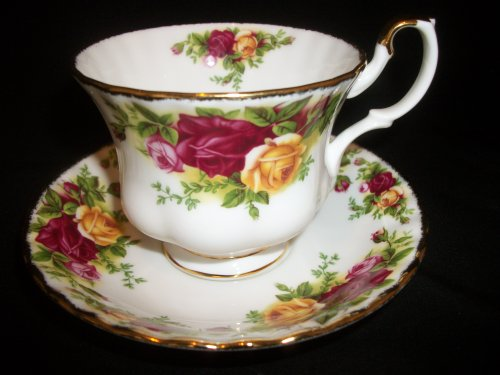Royal Albert Old Country Roses China Cup And Saucer