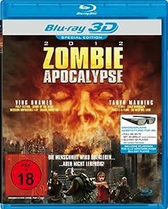 2012 Zombie Apocalypse [Blu-ray 3D] [Special Edition] [Alemania] [Blu-ray]